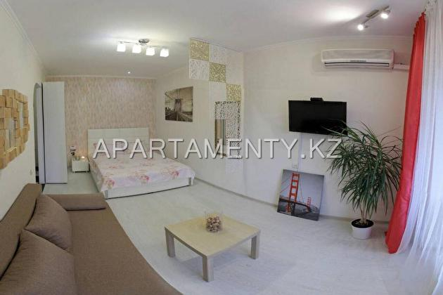 1-roomed apartment by the day in Aktobe