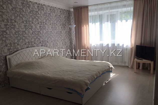 1-bedroom apartment for rent, Satpayev St. 75
