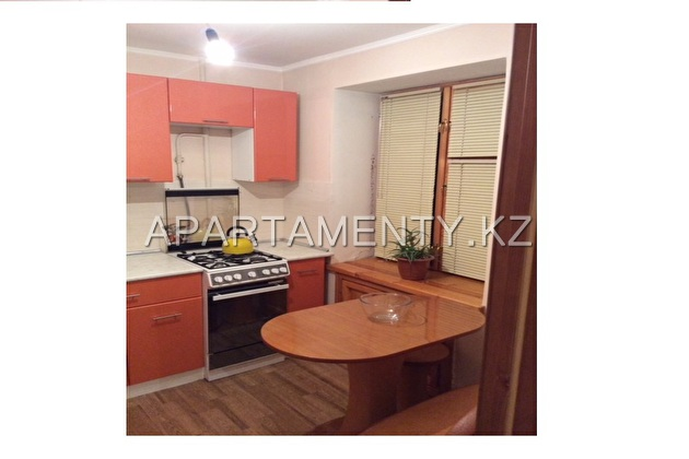 1 bedroom apartment for rent, center