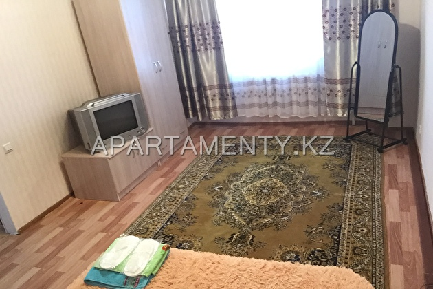 1 bedroom apartment for rent, Satpayev, 31