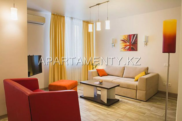 2 bedroom apartment for rent in Almaty