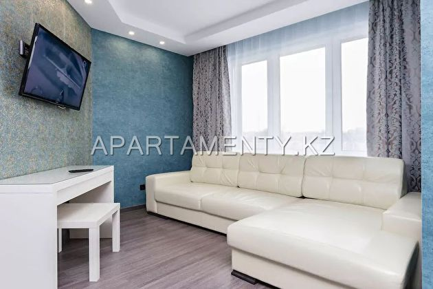 2-bedroom apartment for rent in Almaty
