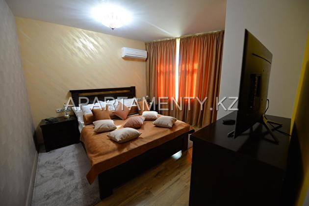 1-room apartment for daily rent in the center of U