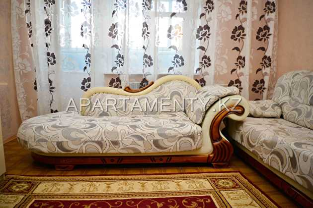 3-room apartment for daily rent in the center of A