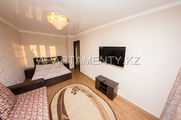 1-room apartment for daily rent, Buketova str. 30