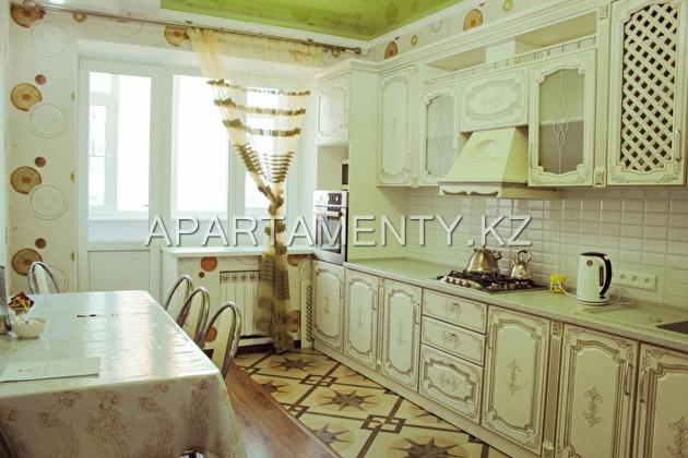 3-room apartments for rent in Aktobe