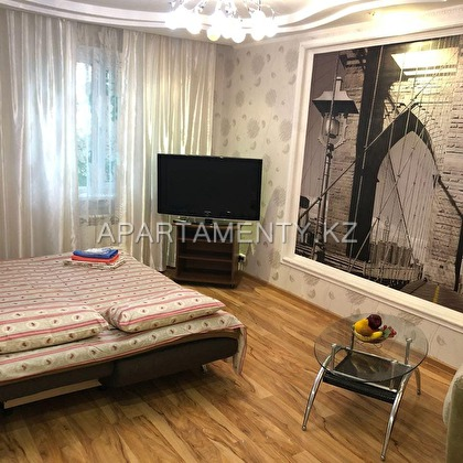 1-room apartment for daily rent, Naberezhnaya 5