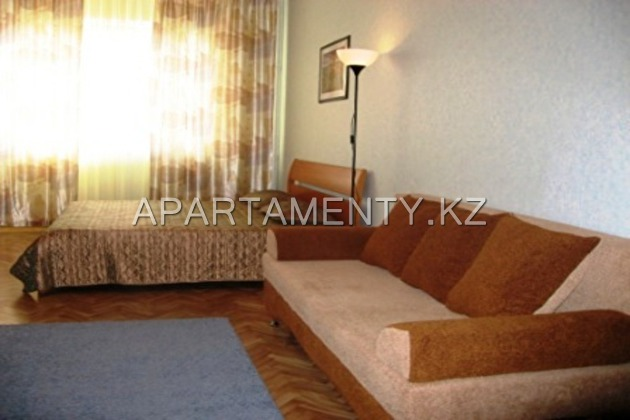 1-room apartment for daily rent in the center