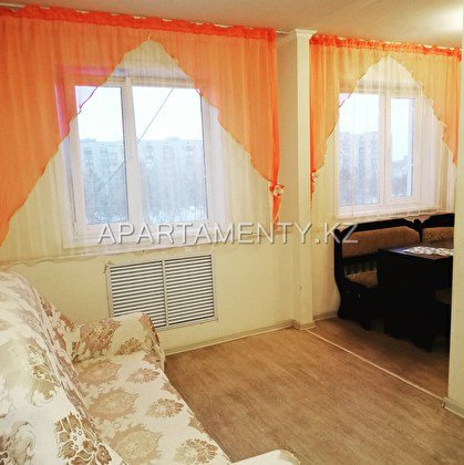 2-room apartment for daily rent, ul. Astana 8