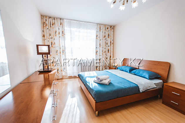 3-bedroom apartment, elebekov str 29