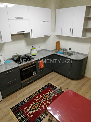 2-room apartment for daily rent, Ust-Kamenogorsk