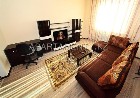 2room apartment  daily in