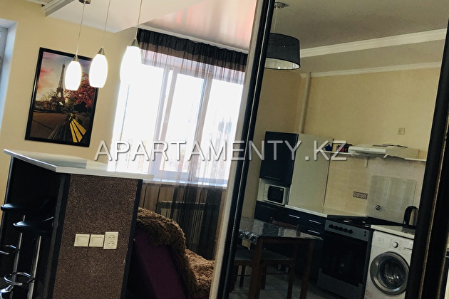 1-room apartment in Aktobe