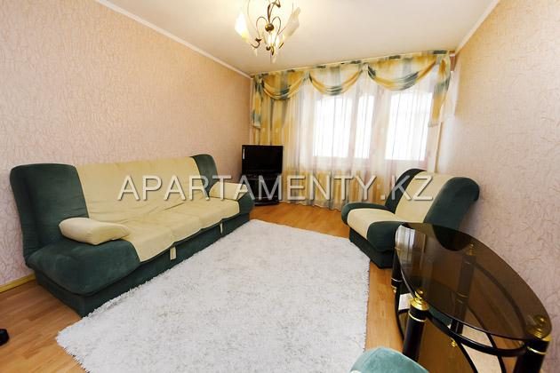 2-room apartment for daily rent, Abaya str. 3