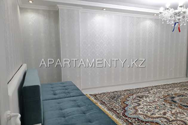5-room apartment for daily rent in Aktobe