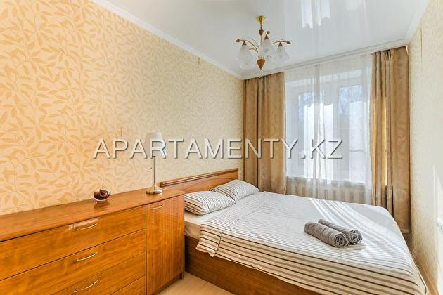 1-room apartment in the center of Uralsk