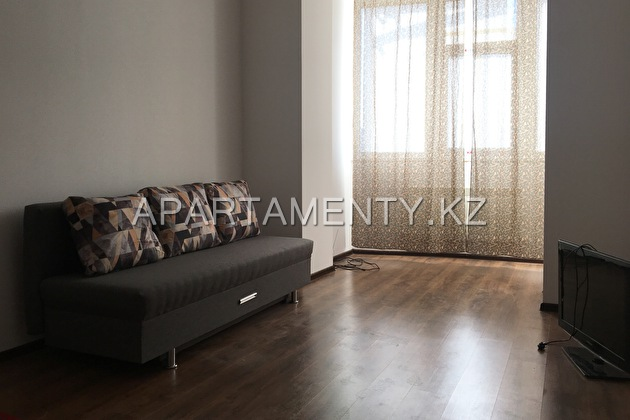 1-room apartment for daily rent in Aktobe