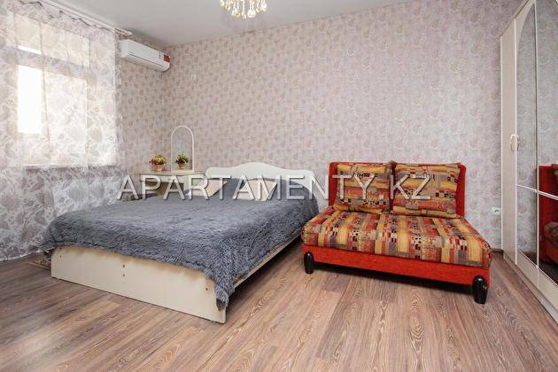 1-room VIP-apartment for daily rent in Uralsk