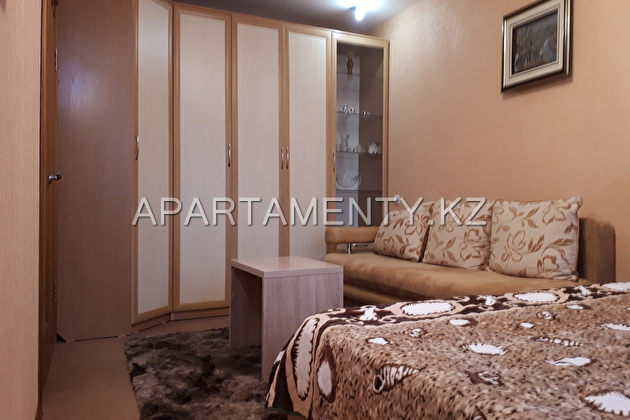 1 - room apartment for daily rent in Pavlodar