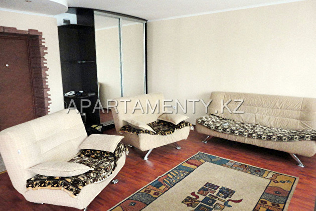 Studio apartment in Burabai