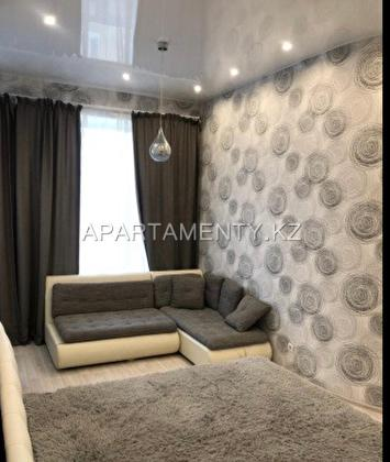 1-room apartment for rent, 20 Auezova str.