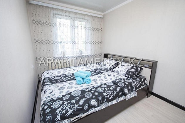 3-room apartment in the center of Aktobe