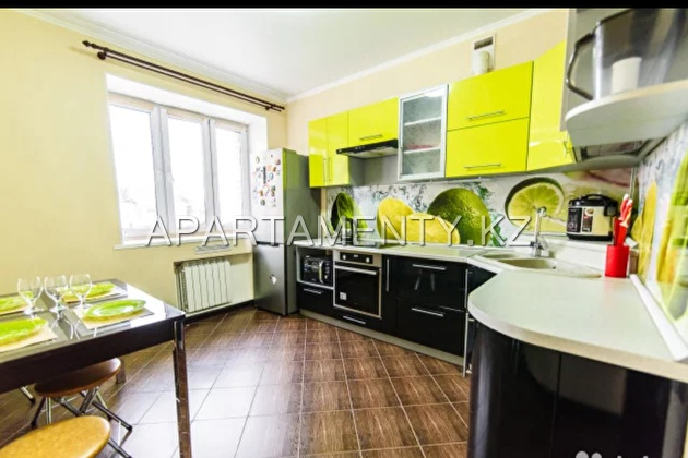 2-room apartment in Aktobe