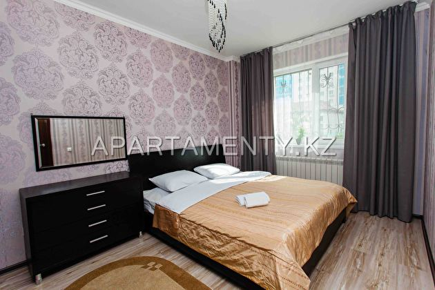2-room apartment for a day, 5e saraishyk str.