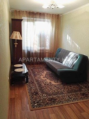 2-room apartment for a day, Aktobe