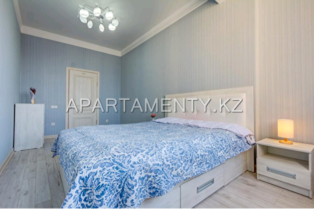 1-room apartment for rent, Aktobe