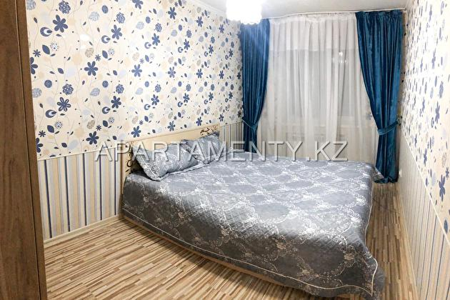 3-room apartment for rent in Shymkent