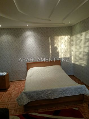 1-room apartment for daily rent in Taldykorgan