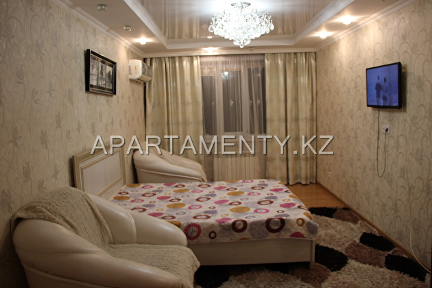 3-room apartments for rent in Pavlodar