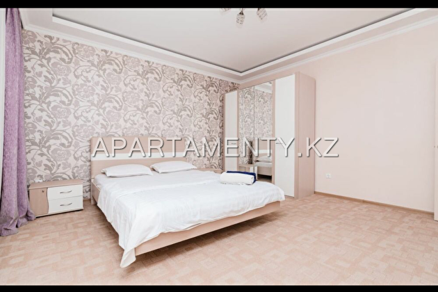 2-room apartment for daily rent