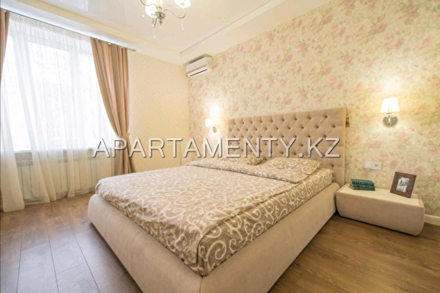 2-room apartment in the center of Aktobe
