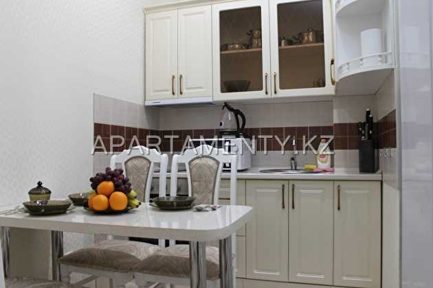 1-room apartment for daily rent in Pavlodar