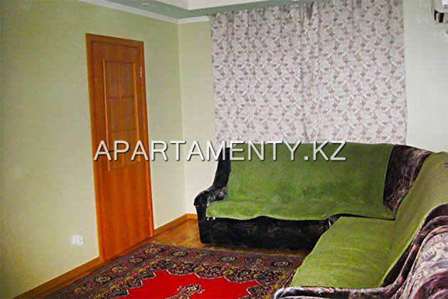 4-room apartment for daily rent in the center