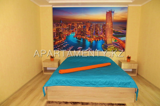 1-room apartment in the center of Nur Sultan
