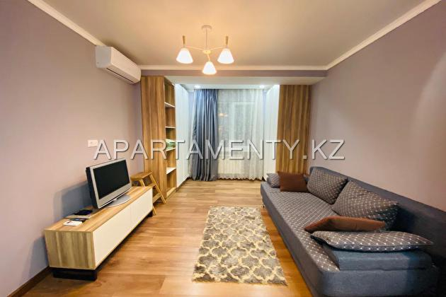1-room apartment for a day, 85 Shevchenko street
