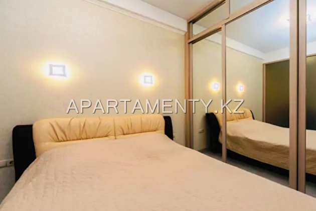 2 bedroom apartment for a day in Aktobe
