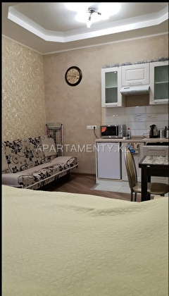 1-room apartments for daily rent in Aktobe