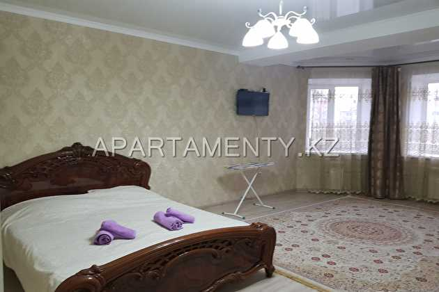 1-room apartment for a day, Aktobe