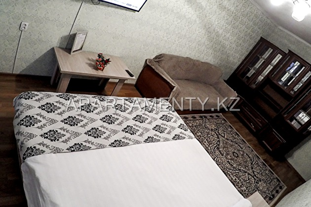 1-room apartment for daily rent, Dostyk str. 22