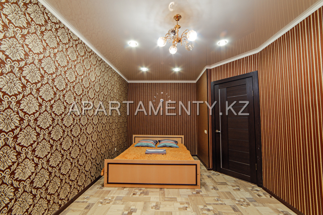 1-room apartment for daily rent in Uralsk