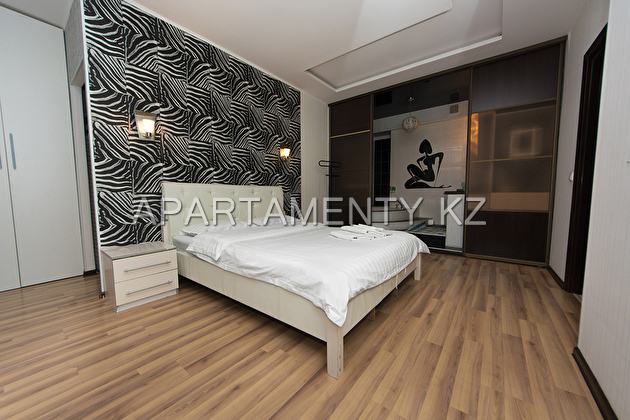 Stylish VIP apartment Severnoye siyanie Astana