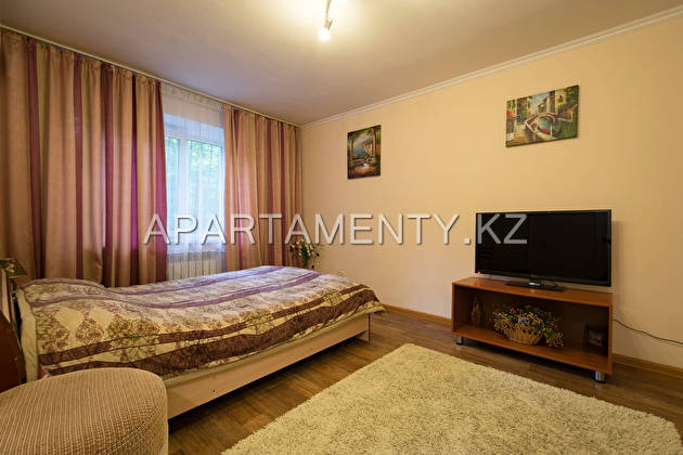 1-room apartment per night, st. Zheltoxane
