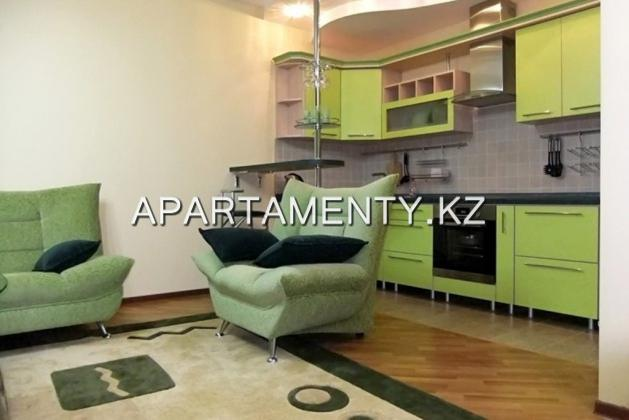 room apartment for rent : 4496