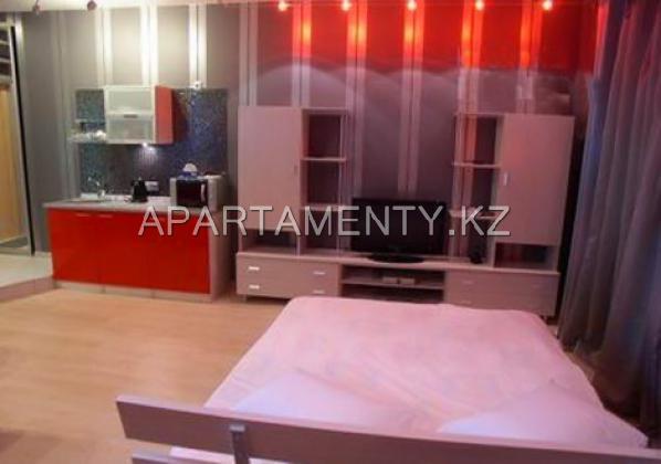 A cozy apartment