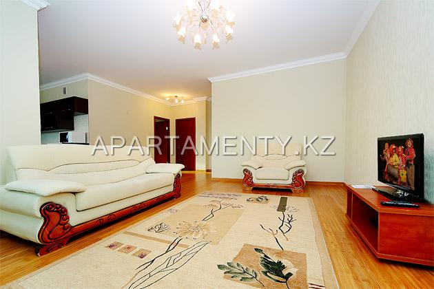 2 - room apartment rent, left bank
