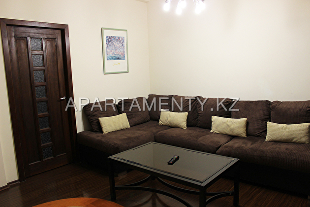 2 room apartment in Almaty